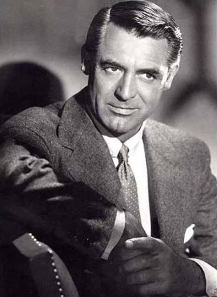 Cary Grant, from Surrey