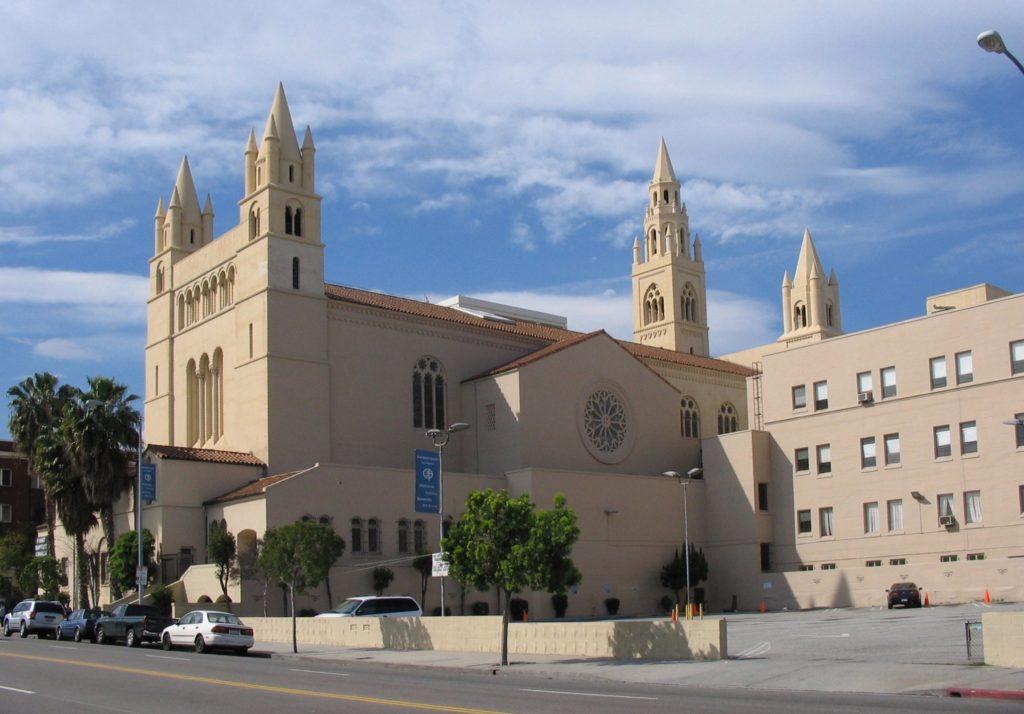 Los Angeles - Chiesa Battista