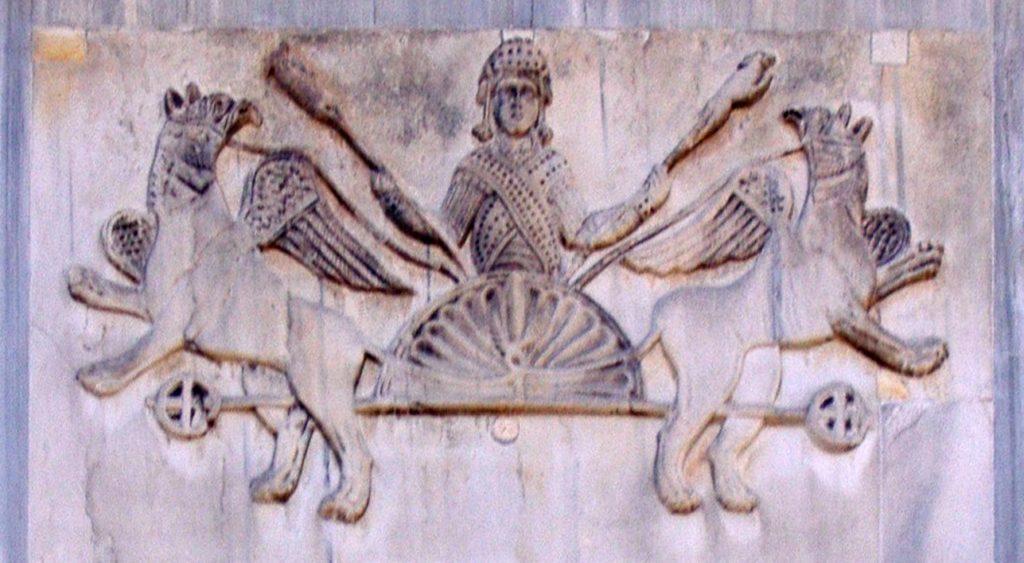 Venezia San Marco- Alessandro Magno (medio rilievo)