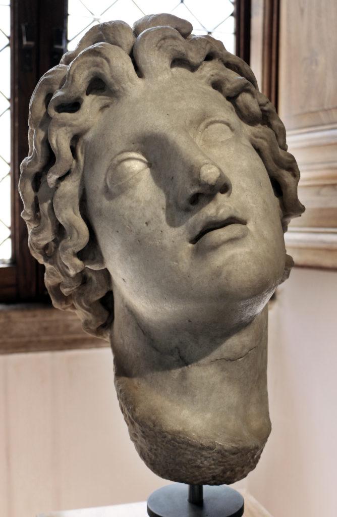 Barracco-  Roma Alessandro Magno
