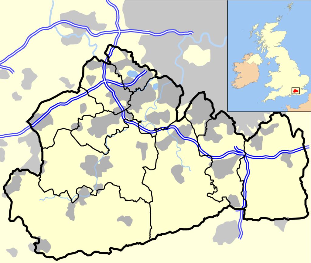 Surrey Chart
