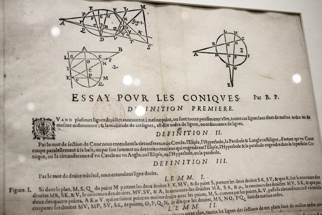 Blaise Pascal  Matematico