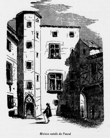 Casa di Blaise Pascal (Clermont-Ferrand)