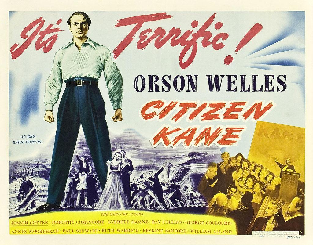 Citizen Kane (Il capolavoro del cinema di tutti i tempi)