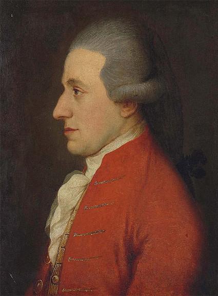 Wolfgang Amadé Mozart: Ritratto