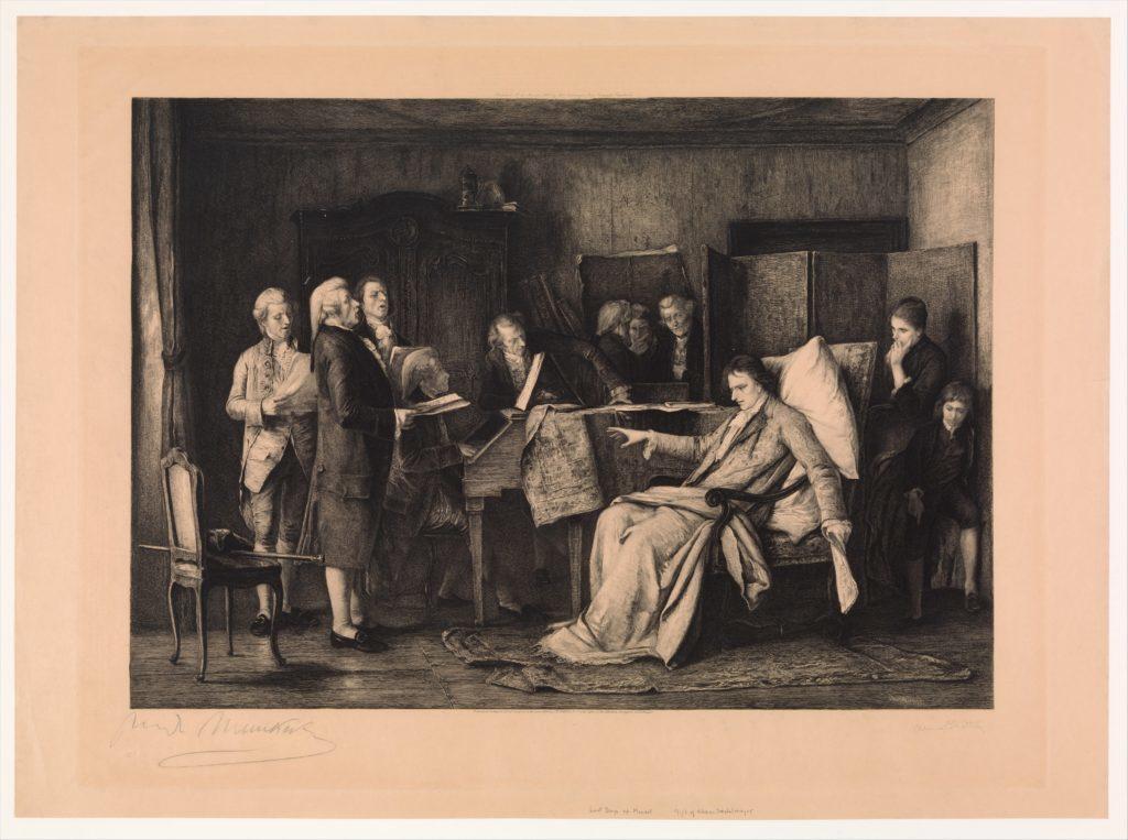 Morte di Mozart