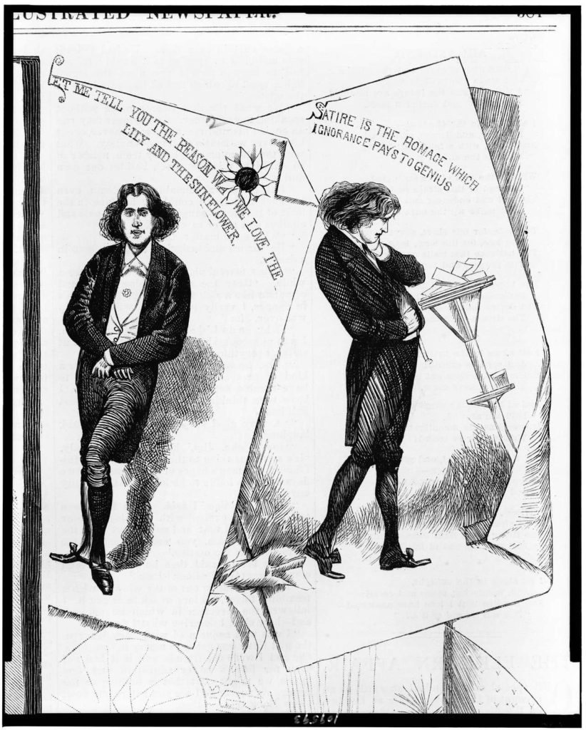 Oscar Wilde e l' Estetismo
