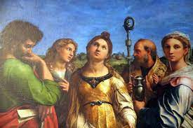 L'Estasi di Santa Cecilia