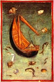 Anonimo_fiorentino,_Il_naufragio_della_nave_di_Ulisse,_1390-1400_ca.