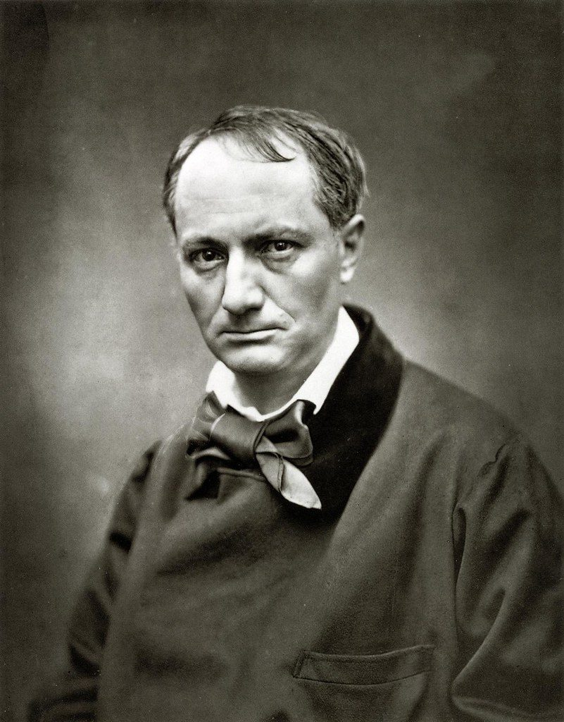 Charles Baudelaire- Ritratto