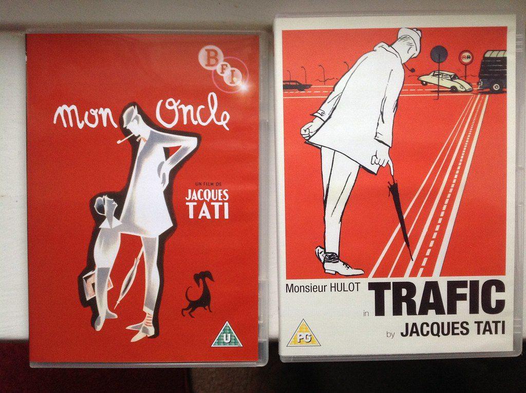 Jacques Tati e il traffico